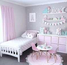 How Sweet Is This Room, I Love Every Inch Of It!