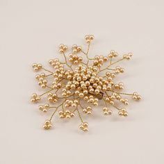 The Emmaline Pearl Flower Girls Hair Clip Pearl Flower, Crystal Flower, Flower Hair Clips, Flowers In Hair, Hair Garland, Flower Girl Hairstyles, Special Occasion Outfits, Kids Jewelry, Gold Pearl