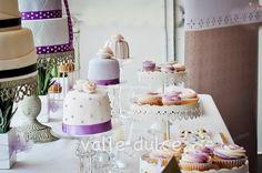 Lo que se lleva en tortas de matrimonio