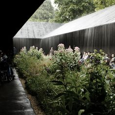"""archimess: """" peter zumthor hortus conclusus """""""