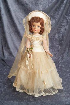 """20"""" Bride by Madame Alexander 300/500"""