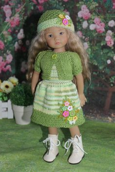 OOAK наряд для Куклы 13  Dianna EFFNER LITTLE DARLING.
