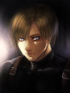 Resident Evil: Leon S. Kennedy by f-wd.deviantart.com on @deviantART