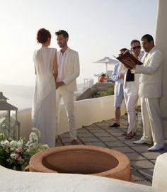 Henryk & Amelia / Wedding Style Inspiration / LANE Love this wedding and her Carla Zampatti dress.