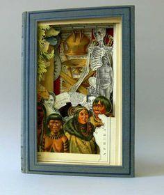 Tropic-of-Capricorn---Alexander-Korzer-Robinson : cut book art