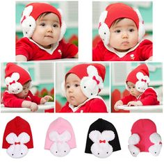 Adorable - I want one!  Not the hat - the baby ...
