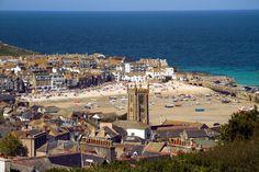 England, St Ives Cornwall England Sea Coast St Ives #england, #st, #ives, #cornwall, #england, #sea, #coast, #st, #ives