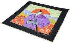 SANJURO Printed Silk Pocket Square  #samurai #sanjuro #sevensamurai #samuraimovie #movie #mifune #ukiyoe #woodblock #print #japanese #japan #pocketsquare #pocketsquares #pocket #square #silk #square #madeinengland #british #buybritish #silkpocketsquare #handkerchief #menswear #mens #accessories #mensfashion #fashion