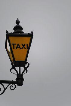 Black Cab / London / UK