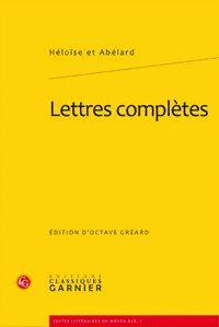 Lettres complètes / Héloïse et Abélard, 2010 http://bu.univ-angers.fr/rechercher/description?notice=000810894