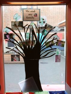 Family Tree Display, classroom display, class display, Ourselves, Family, me and my family, tree, relation, Early Years (EYFS), KS1 & KS2 Primary Resources