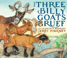 """""""The Three Billy Goats Gruff"""" by Jerry Pinkney (Caldecott medalist) Eric Carle, Ya Books, Good Books, Karma, First Grade Books, Lion And The Mouse, Billy Goats Gruff, Big Animals, Little Doll"""