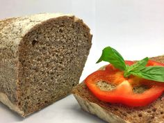 pâine integrală dospită cu maia-felie Vegan Bread, Meatloaf, Food, Essen, Meals, Yemek, Eten