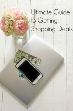 Tips for saving money by getting shopping deals, including online and in-store deals. Includes apps, websites, and browser extensions.
