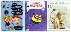 recopilación mejores libros infantiles y cuentos para 5 a 8 años