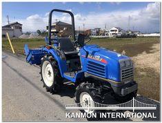 ISEKI_SIAL_5_4WD_ Tractors, Japanese, Vehicles, Japanese Language, Car, Vehicle, Tools
