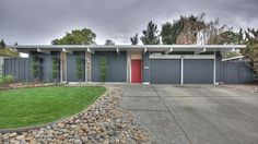 Sunnyvale Eichler Home | Homes For Sale In Sunnyvale | Modern Homes | Mid-Century Modern   www.SiliconValleyRealEstate.com/Sunnyvale