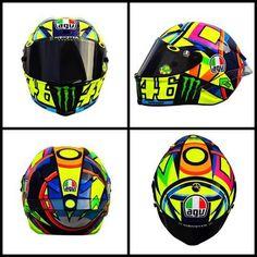 New design helmet for 2016 !
