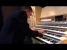 Toccata in F Major for organ - Bach - YouTube