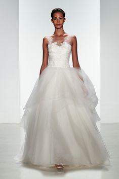 """Jules"" http://amsale.com/bridal/#jules"