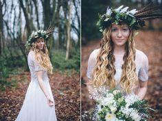 Magical Dark Fairytale Wedding Ideas