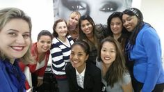 Encontro de Empresárias da Beleza !  Mulheres que fazem a diferença no mercado de trabalho !  Parabéns Meninas !!!