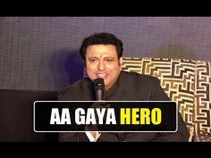 AA GAYA HERO trailer launch | Govinda's new movie 2017. New Movies, Logos, Music, Youtube, Musica, Musik, Muziek, Logo, Youtubers