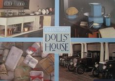 QUEEN MARY'S DOLLHOUSE – WINDSOR CASTLE