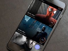 Movie-App-Interactions with Principle  by sumit chakraborty
