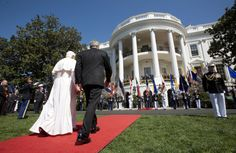 When popes meet presidents on U.S. soil - Pope Francis Visits America - 2015