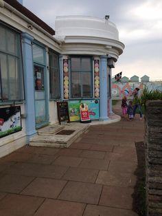 Big Beach Cafe in Hove, Brighton and Hove