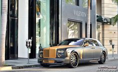 Mansory Rolls Royce Phantom