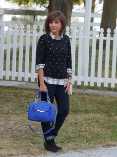 Welcome to 31 Days of Fall Fashion! - Grace & Beauty