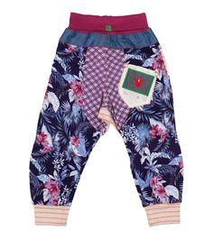 Flurry Harem Pant - Big, Oishi-m Clothing for kids, Holiday 2015, www.oishi-m.com