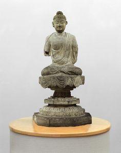 Buddha, Tang Dynasty