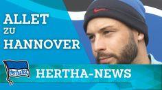 News vor Hannover - Hertha BSC - Berlin - Bundesliga - 2016 #hahohe