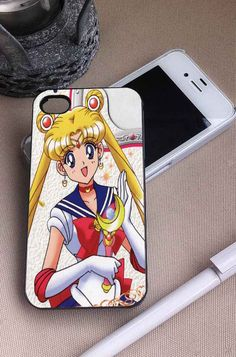 Sailor Moon | Anime | iPhone 4 4S 5 5S 5C 6 6+ Case | Samsung Galaxy S3 S4 S5 Cover | HTC Cases