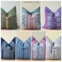 Pillows you looking for / orientaltribe11 on etsy