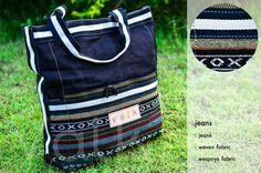 Tote bag - Valk style  Price : 790.baht
