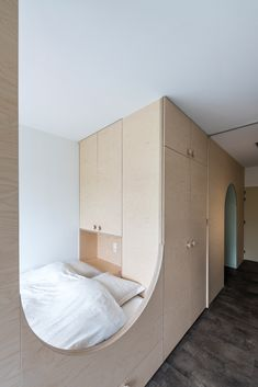 Bedroom design - All I Really Want Is to Nestle Into an Alcove Bed – Bedroom design Alcove Bed, Bed Nook, Sleeping Nook, Kids Room Design, Cool Beds, Trendy Bedroom, Luxurious Bedrooms, Interior Architecture, Home Remodeling