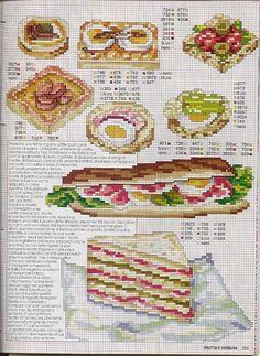 Gallery.ru / Фото #156 - EnciclopEdia Italiana Frutas e verduras - natalytretyak