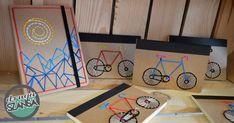 NOTEBOOKS Notebooks, Frame, Handmade, Diy, Home Decor, Picture Frame, Hand Made, Decoration Home, Bricolage