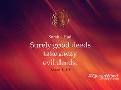 Read #Surah Hud : QuranWord.blogspot.com  ..  Quran Word. Quranic Verses. Quran Qutoes