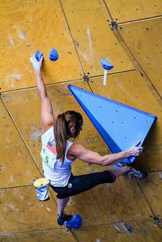 Alex Puccio | 2012 Teva Summer Mountain Games: IFSC Bouldering World Cup | Flickr - Photo Sharing!