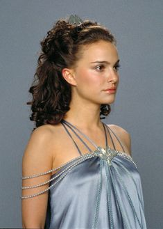 Star Wars Forever — swffaq: Padme's Veranda Nightgown - Promotional...