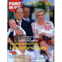 Point De Vue 3502 : Jacques Et Gabriella Les Bébés Stars