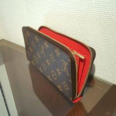 ルイ・ヴィトン【LOUIS VUITTON】 ジッピーウォレット M41896 モノグラム ラウンドファスナー長財布