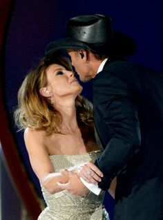 Faith Hill and Tim McGraw | 2014 ACMs