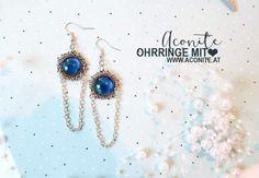 www.aconite.at Drop Earrings, Jewelry, Ear Piercings, Jewlery, Jewerly, Schmuck, Drop Earring, Jewels, Jewelery
