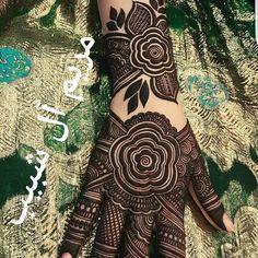 Bridal Henna Mehendi Style 58 Ideas For 2019 Khafif Mehndi Design, Rose Mehndi Designs, Latest Henna Designs, Henna Tattoo Designs Simple, Back Hand Mehndi Designs, Mehndi Designs 2018, Henna Art Designs, Mehndi Design Pictures, Modern Mehndi Designs